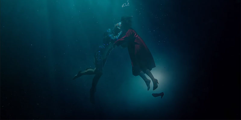 The Shape of Water: prima clip per il film che ha incantato il pubblico di #Venezia74