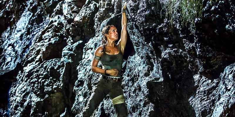 Tomb Raider, due nuove foto dal set del film con Alice Vikander