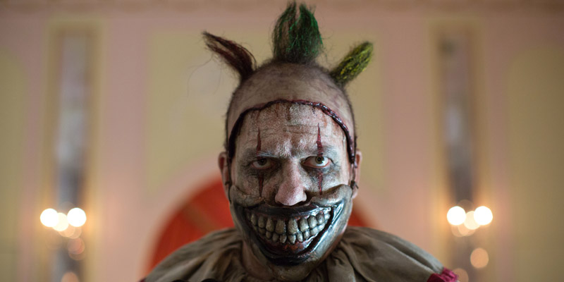 American Horror Story 7: Twisty the Clown torna nella serie