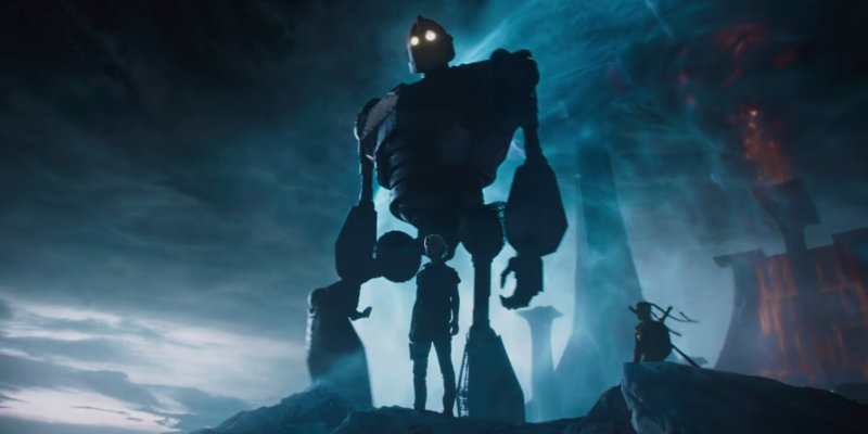 Ready Player One e Il Gigante di Ferro
