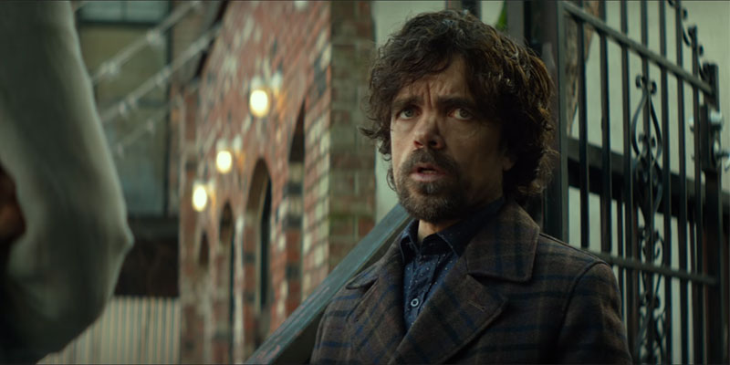 Rememory – Peter Dinklage protagonista di uno sci-fi indipendente, trailer