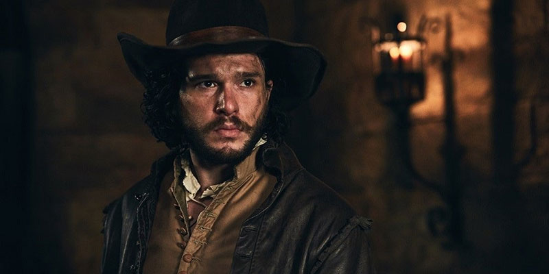 Gunpowder, la nuova serie con Kit Harington di Game of Thrones