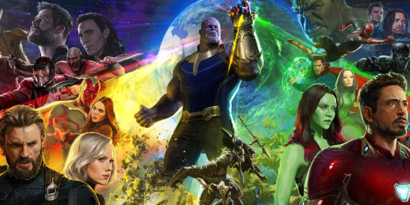 Marvel Cinematic Universe: la Top 10 al box office