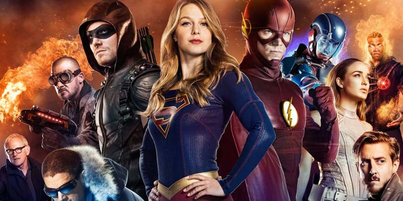 DC TV Universe – Ecco le date del nuovo cross-over