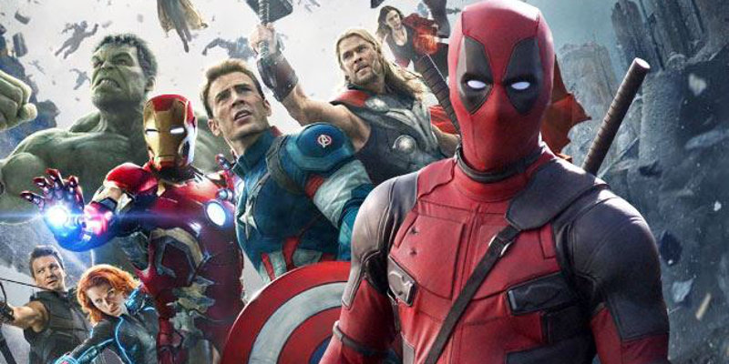 Ryan Reynolds vuole un crossover tra Deadpool e Avengers, Rating R!