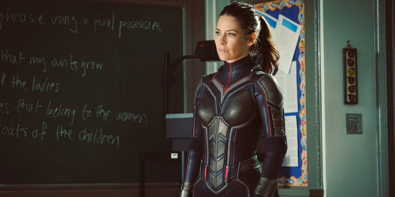 Ant-Man and the Wasp – Ecco Evangeline Lilly nella prima foto ufficiale