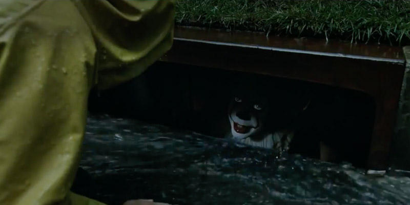 IT: la scena tra Pennywise e Georgie arriva in versione integrale