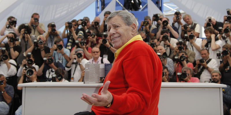 Jerry Lewis è morto, addio al Re della Commedia