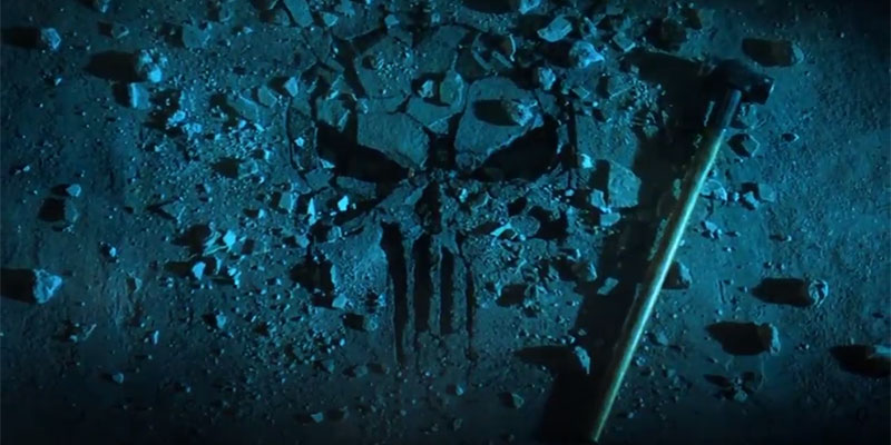 Marvel's The Punisher – Il teaser dello show Netflix dedicato al Punitore