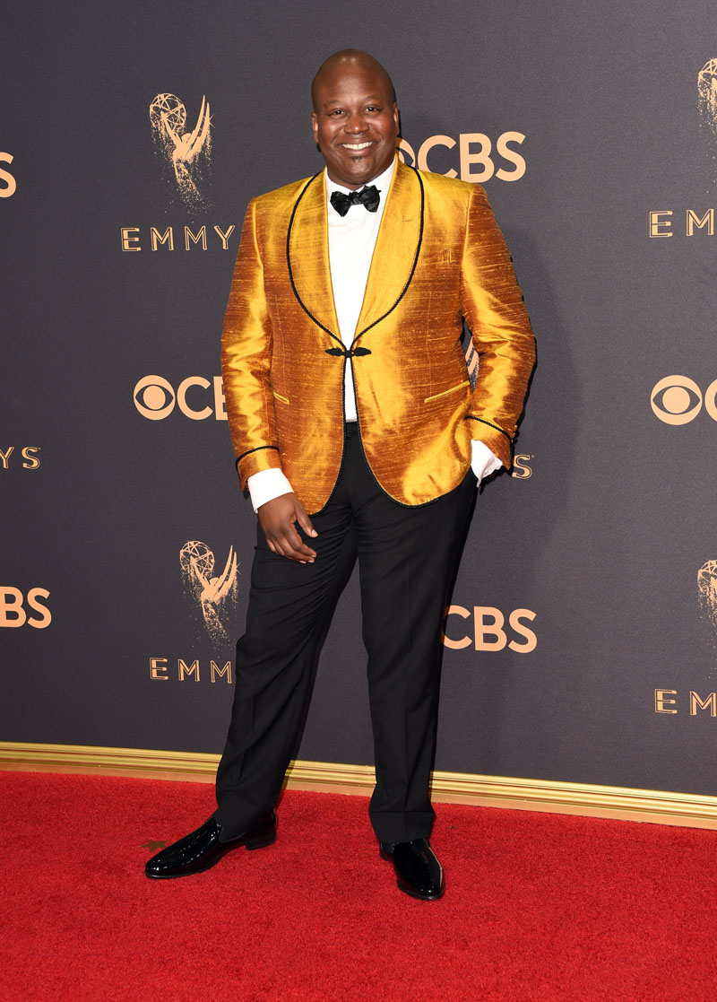LOS ANGELES, CA - SEPTEMBER 17:  Actor Tituss Burgess attends the 69th Annual Primetime Emmy Awards at Microsoft Theater on September 17, 2017 in Los Angeles, California.  (Photo by J. Merritt/Getty Images)