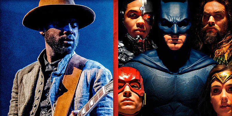 Justice League – 'Come Together' di Gary Clark Jr. disponibile in streaming