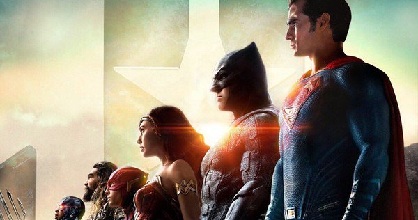 Justice League: due nuovi spot tv, prima dell'uscita nei cinema