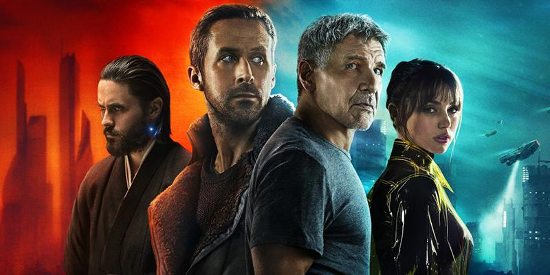Box Office Italia: Blade Runner 2049 sempre in testa