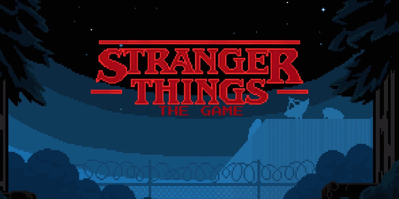 Stranger Things: The Game disponibile da oggi