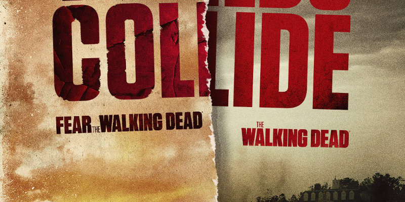 The Walking Dead: annunciato il crossover con Fear The Walking Dead