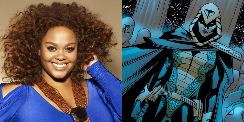 Black Lightning – Jill Scott sarà Lady Eve