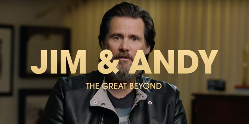 Jim & Andy: The Great Beyond – Il trailer dell'imperdibile documentario su Man on the Moon