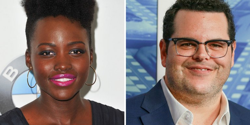 Lupita Nyong'o nel cast del film Little Monsters