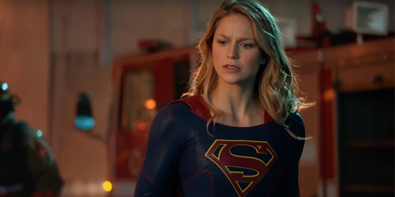 Supergirl contro una setta nel promo di The Faithful