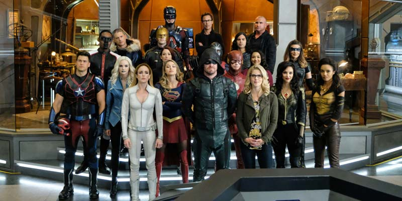 The CW rinnova Arrow, The Flash, Supergirl, Legends of Tomorrow e Black Lightning