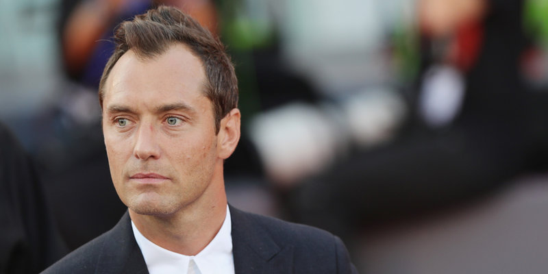Jude Law protagonista della serie The Third Day per Sky e HBO