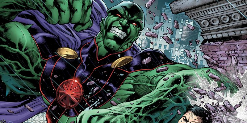 Un film su Martian Manhunter? Risponde il produttore di Justice League