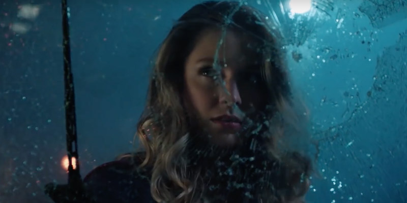 Supergirl – Il promo di Damage, diretto da Kevin Smith
