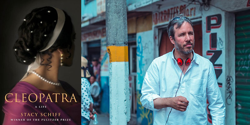 Cleopatra – David Scarpa descrive il film di Denis Villeneuve come un thriller politico
