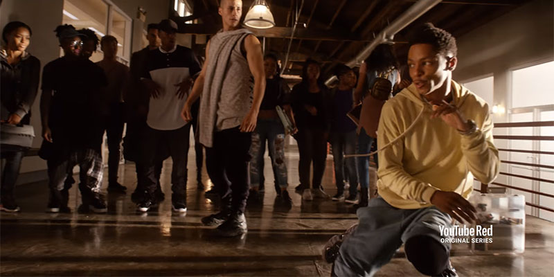 Step Up: High Water – Su YouTube Red la serie completa dal 31 gennaio, trailer
