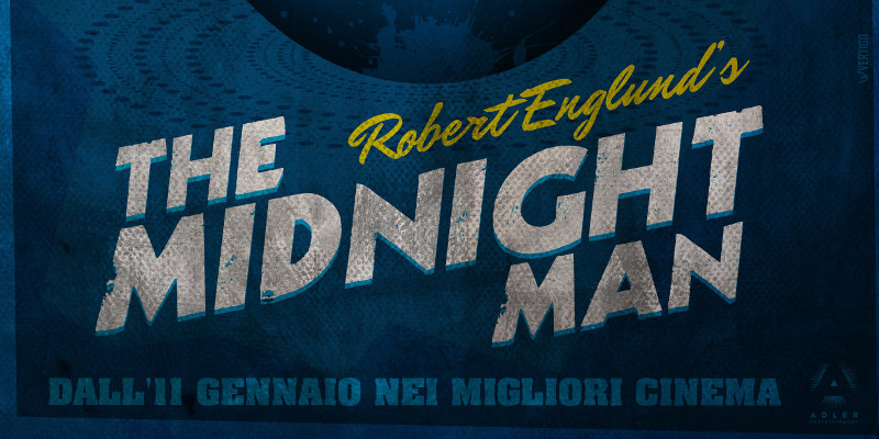 EXCL – The Midnight Man: il nuovo poster vintage dell'horror con Robert Englund