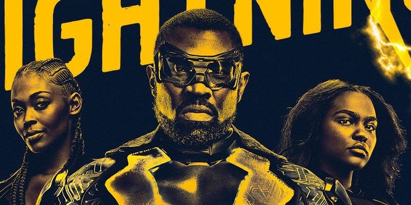 Black Lightning – Cress Williams è Jefferson Pierce nel nuovo poster ufficiale