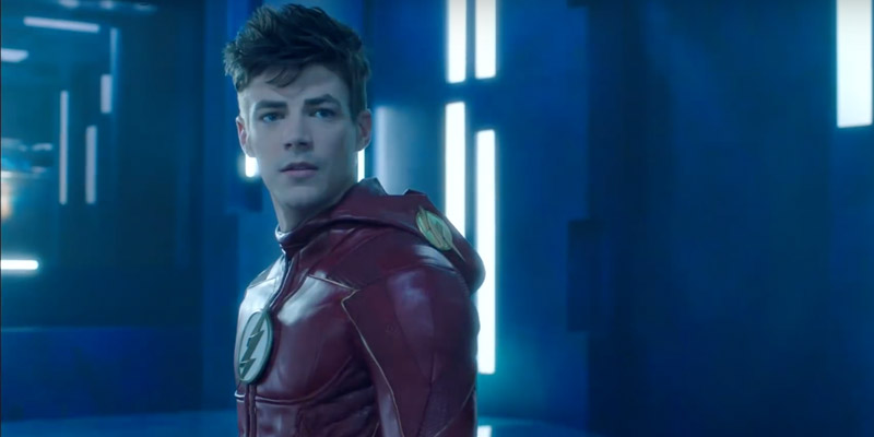 The Flash – Il Pensatore rapisce Barry nel promo del mid-season finale
