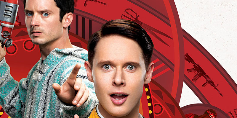 THE DOC(MANHATTAN) IS IN – Dirk Gently, Stagione 2: Il Caos Pettinato