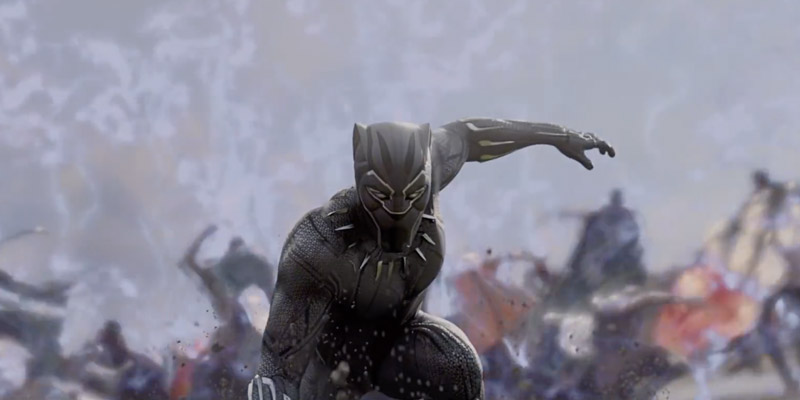 Black Panther in anteprima nei cinema The Space