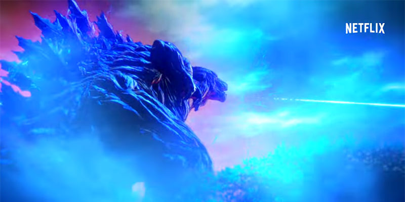 Godzilla - Planet of the Monsters: Netflix annuncia l'uscita mondiale dell'anime
