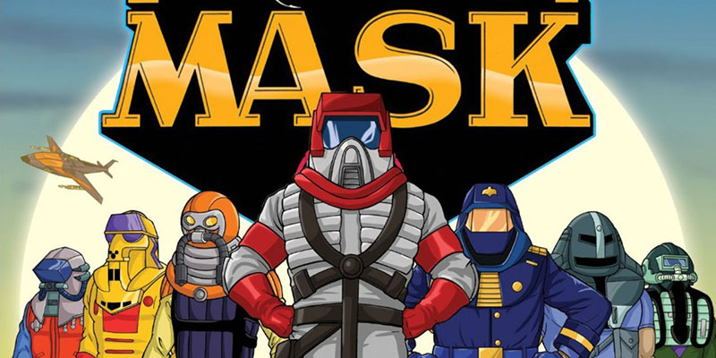M.A.S.K. – A bordo lo sceneggiatore di Bad Boys for Life