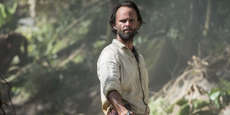 Tomb Raider: ScreenWEEK intervista Walton Goggins, il villain del film