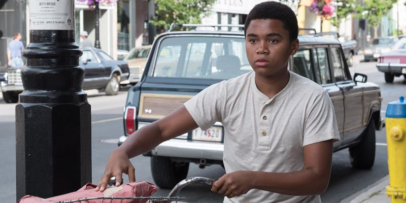Da IT a Castle Rock – Anche Chosen Jacobs nella serie ispirata a Stephen King