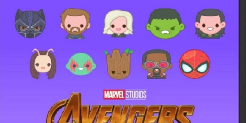 Cinque nuovi characters poster per Avengers: Infinity War