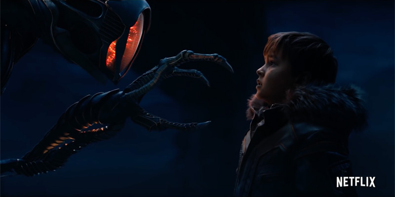 Lost in Space – Full trailer e poster per la serie Netflix