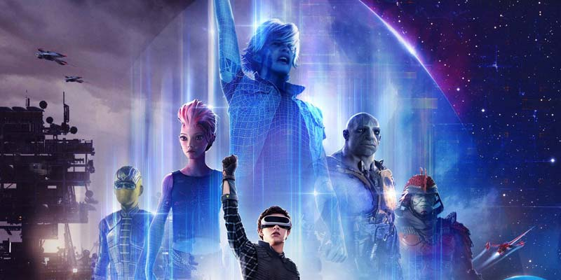 Ready Player One – Gli High Five schierati nel nuovo poster