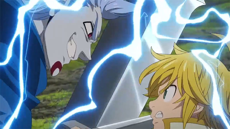 The Seven Deadly Sins: Prisoners of the Sky – Trailer, visual e tre nuovi personaggi
