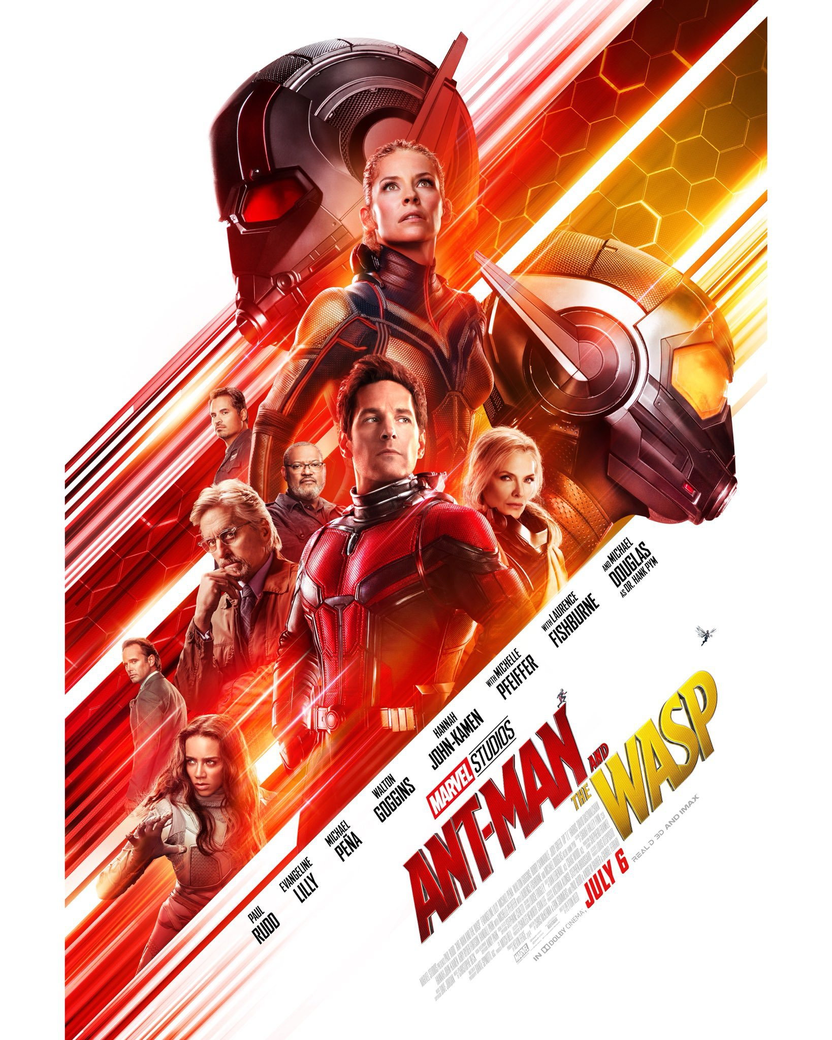Ant-Man & The Wasp si mostra in un nuovo trailer