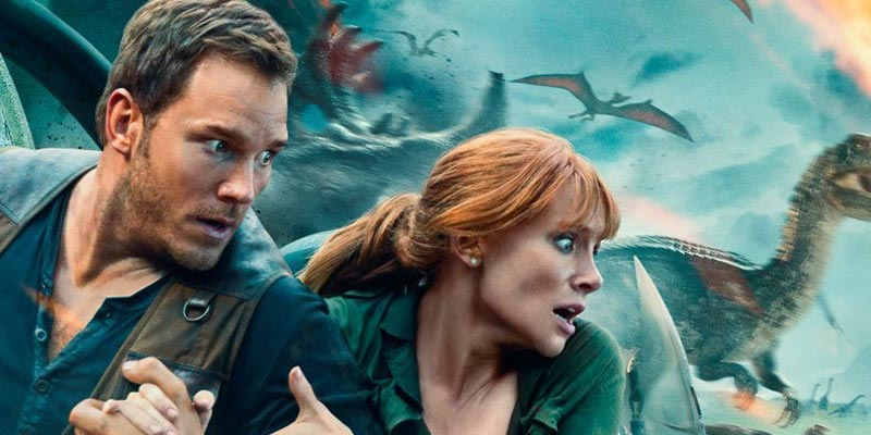 Jurassic World, il Final trailer di Il regno distrutto