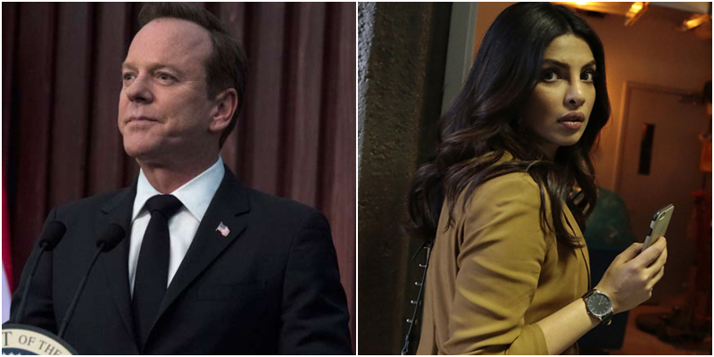 ABC cancella Designated Survivor e Quantico