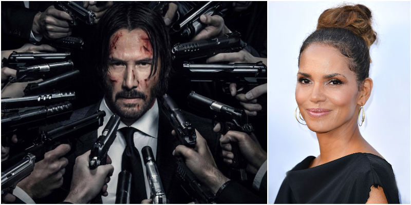 Halle Berry nel cast di John Wick: Chapter 3