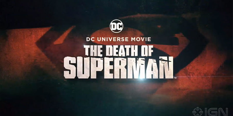 The Death of Superman – La battaglia tra Superman e Doomsday nel trailer ufficiale