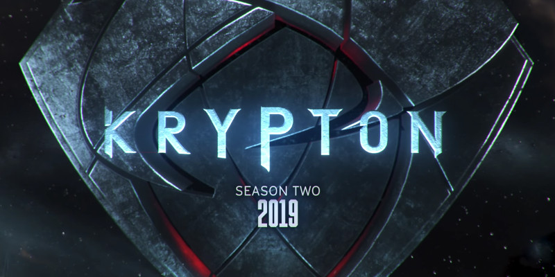 Krypton – Riprese finite per la seconda stagione