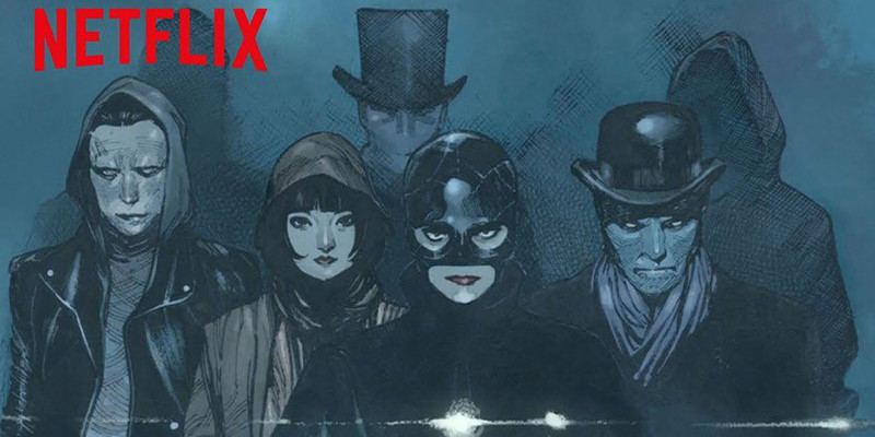 The Magic Order, in arrivo la serie Netflix dal fumetto di Mark Millar