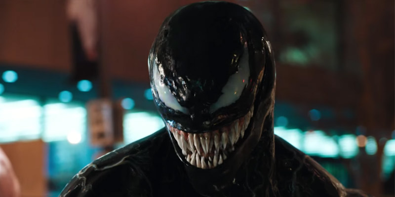 Venom sorpassa Wonder Woman al box office mondiale